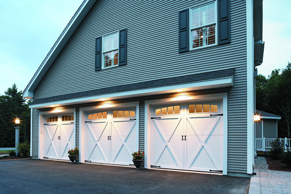 courtyard model 377T garage door